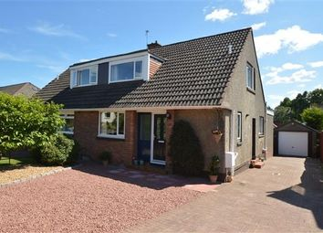 Thumbnail 3 bed semi-detached house for sale in Lime Grove, Lenzie, Glasgow
