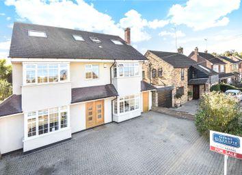 Thumbnail 5 bed detached house for sale in Ashcroft Drive, Denham, Uxbridge, Middlesex