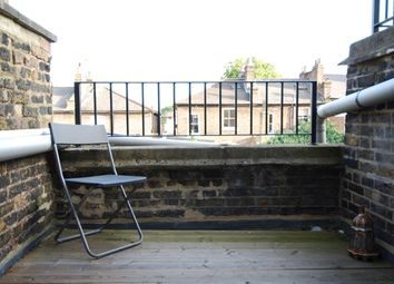 Thumbnail 2 bed flat to rent in Croftdown Road, London