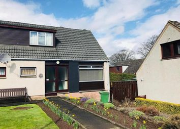 Thumbnail 2 bed semi-detached house to rent in 68 Slade Gardens, Kirriemuir, Angus