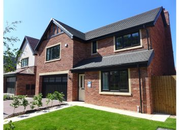 Thumbnail 5 bed detached house for sale in Campion Point Development, Sandbach