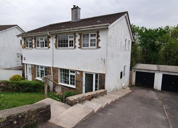 Thumbnail 3 bedroom semi-detached house for sale in Hawthorn Park, Brynna, Pontyclun