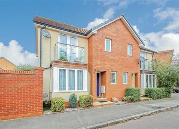 Thumbnail 3 bed semi-detached house for sale in Blue Anchor, Broughton, Milton Keynes