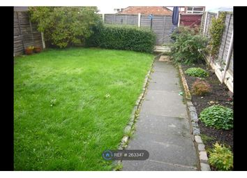 Thumbnail 2 bed end terrace house to rent in Clarke Avenue, Wirral