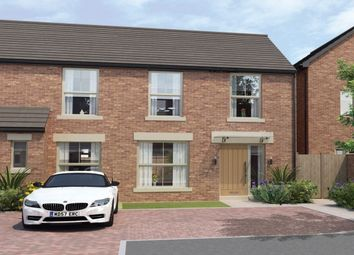Thumbnail 3 bedroom terraced house for sale in Holly Grove, Thorpe Willoughby, Selby