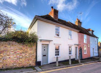 Thumbnail 3 bed cottage for sale in Basbow Lane, Bishop's Stortford