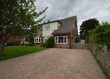 Thumbnail 3 bed semi-detached house for sale in Green Farm Road, Colne Engaine, Colchester