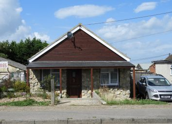 Thumbnail 3 bed bungalow for sale in Leysdown Road, Leysdown-On-Sea, Sheerness