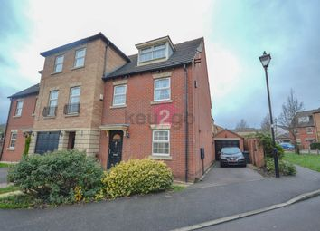 Thumbnail 3 bed town house for sale in Blue Mans Way, Catcliffe, Rotherham