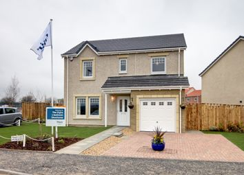 Thumbnail 4 bed detached house for sale in Lyall Way, Laurencekirk