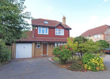 Thumbnail 5 bed detached house for sale in Cullerne Close, Ewell Village