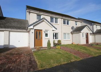 Thumbnail 3 bed semi-detached house for sale in Garmouth Place, Lhanbryde, Elgin