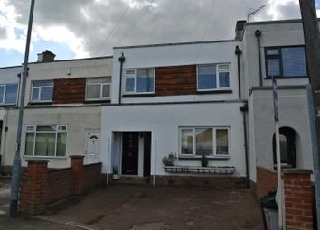 Thumbnail 2 bed flat for sale in The Crescent, Wigston