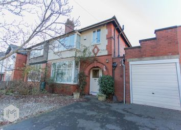 Thumbnail 3 bed semi-detached house to rent in Tudor Road, Bolton