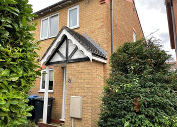 Thumbnail Town house to rent in Talbott Close, Leicester