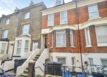 Thumbnail 1 bed flat for sale in Templar Street, Dover