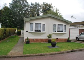 Thumbnail 2 bed bungalow for sale in The Copse, Hoo Marina Park, Rochester