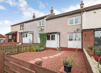 Thumbnail 2 bed terraced house for sale in Springfield Road, Tarbolton, Ayrshire, Scotland