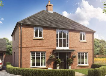 "Thumbnail 4 bed detached house for sale in ""The Fulford"" at Ringwood Road, Verwood"