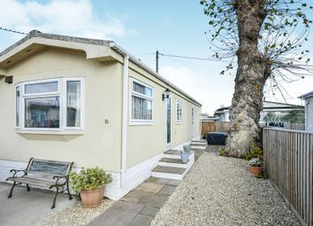 Thumbnail 1 bed mobile/park home for sale in Manor Avenue, St. Johns Priory, Lechlade