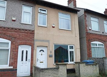 Thumbnail 2 bed end terrace house to rent in Stafford Street, Mansfield, Nottinghamshire