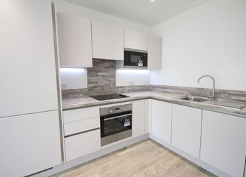 Thumbnail 2 bed flat to rent in Olympic Way, Wembley, London