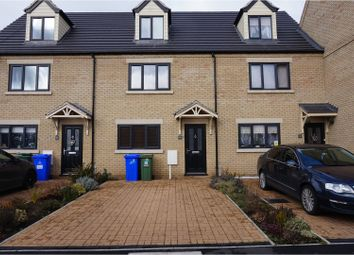 Thumbnail 3 bed town house to rent in Bell View, Mansfield