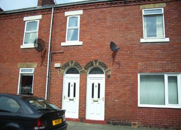 Thumbnail 3 bed flat to rent in Blyth Street, Seaton Delaval, Whitley Bay