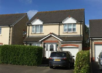 Thumbnail 4 bed detached house for sale in Retallick Meadows, St. Austell