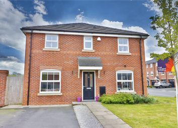 Thumbnail 3 bedroom end terrace house for sale in Knutshaw Grove, Heywood, Greater Manchester