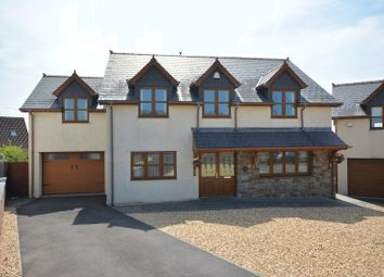 Thumbnail 5 bed detached house for sale in Vale View, Hillcrest, Pen-Y-Fai, Bridgend