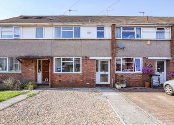 Thumbnail 3 bed terraced house for sale in Fenshurst Gardens, Long Ashton, Bristol