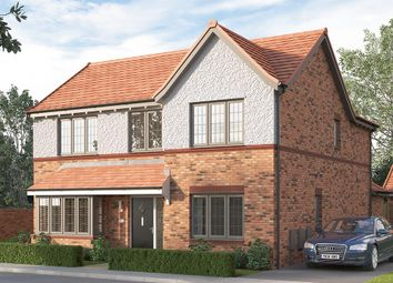 """Thumbnail 4 bedroom property for sale in """"Coming Soon"""" at Myton Green, Europa Way"""