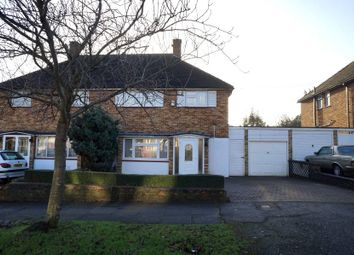 Thumbnail 3 bed semi-detached house to rent in Albury Drive, Pinner