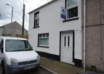 Thumbnail 4 bed terraced house to rent in Commercial Street, Nantymoel, Bridgend