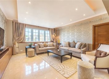 Thumbnail 2 bed flat for sale in Troy Court, Kensington
