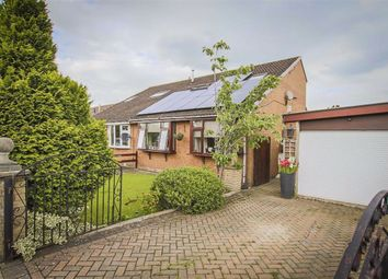 Thumbnail 3 bed semi-detached bungalow for sale in Dunster Grove, Clitheroe, Lancashire