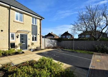 Thumbnail 2 bed end terrace house for sale in Cherry Tree Road, Harwell, Didcot