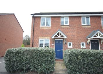 Thumbnail 3 bedroom end terrace house for sale in Bermuda Road, Nuneaton