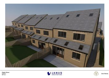Thumbnail 4 bed detached house for sale in Poplar Grove, Bradford