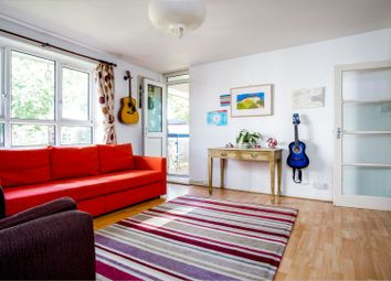 Thumbnail 3 bed flat for sale in George Downing Estate, London