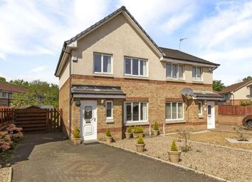 Thumbnail 3 bed semi-detached house for sale in Levern Bridge Road, Glasgow, Lanarkshire