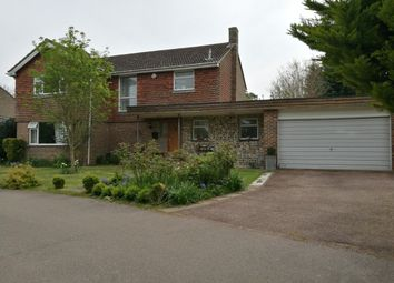 Thumbnail 4 bed detached house for sale in Badgers Dene, Mill Lane, Lewes, East Sussex