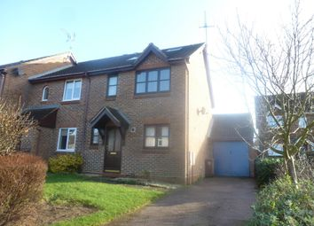 Thumbnail 4 bedroom end terrace house to rent in Yewtree Grove, Kesgrave, Ipswich