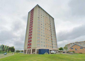 Thumbnail 1 bed flat for sale in Calder Tower, St Leonards, East Kilbride