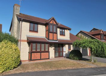 Thumbnail 5 bed detached house for sale in Mallow Close, Thornbury, Bristol