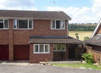 Thumbnail 4 bed semi-detached house for sale in Dean Crescent, Littledean, Cinderford
