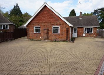 Thumbnail 3 bed detached bungalow for sale in Banky Meadow, Maidstone