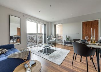 Thumbnail 1 bed flat for sale in Dunedin Road, London