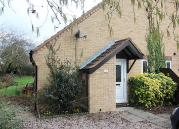 Thumbnail 1 bedroom property for sale in Prospero Close, Woodston, Peterborough